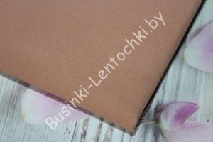 Фоамиран (193) светло-коричневый (0,8-1мм)