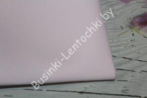 Фоамиран (142) светло-розовый (0,8-1мм)