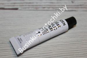 Краска (№11) акриловая белая DOZEN