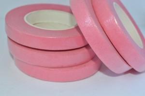 Тейп-лента (13мм) розовая