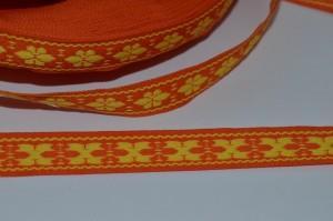 Ленты (2см) декоративные розочки