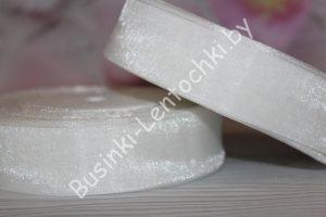 Ленты (1-2,5см) капроновые белые