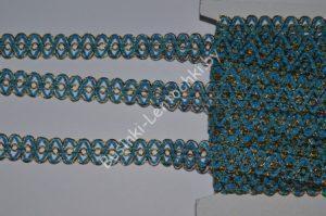 Тесьма (1,5см) «зигзаг» в ассортименте