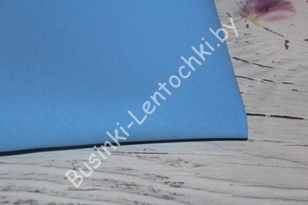 Фоамиран светло-синий