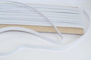 Резинка (0,8-8см) белая