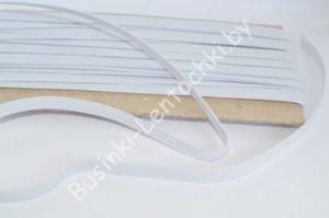Резинка (3,7-8см) белая