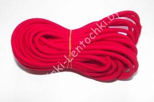 Резинка (0,5см) красная