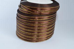 Ленты (0,6мм) атласные с люрексом