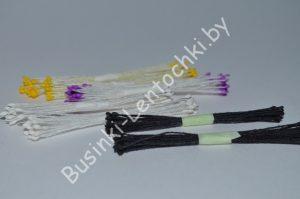 Тычинки (1мм) тайские фиолетовые