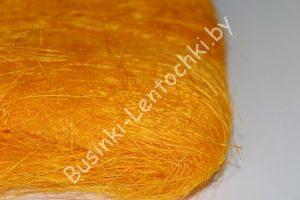 Сизалевое волокно оранжевое