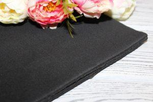 Фоамиран зефирный чёрный
