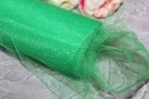 Фатин (15см) светло-зелёный