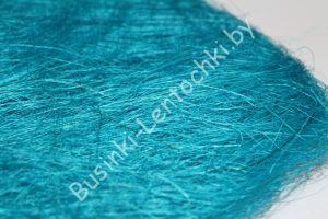 Сизалевое волокно бирюзовое