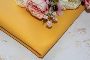 Фоамиран тёмно-жёлтый