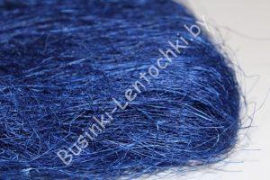 Сизалевое волокно тёмно-синее