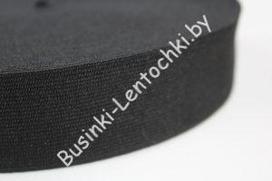 Резинка (8см) чёрная