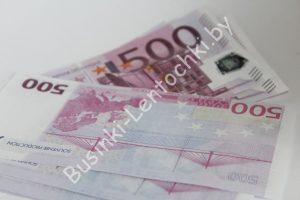 Деньги сувенирные «500 евро»