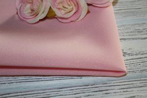 Фоамиран зефирный «Premium» светло-розовый (066)