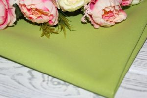 Фоамиран зефирный «Premium» салатовый (076)