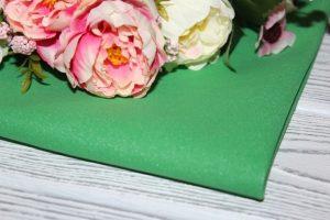 Фоамиран зефирный «Premium» зелёный (019)