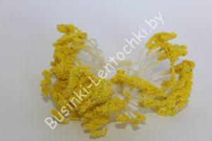 Тычинка жёлтая в обсыпке