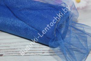 Фатин (15см) тёмно-синий