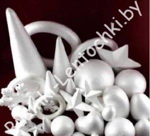 Пенопластовые и пластиковые основы
