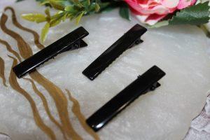 Основы (4см) плоские чёрные