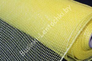 Сетка флористическая (60см) жёлтая