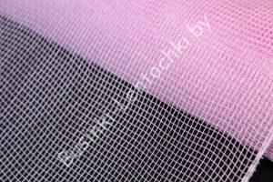 Сетка флористическая (60см) розовая