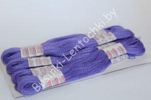 Мулине ярко-фиолетовое (Риолис)
