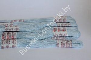 Мулине голубые (Риолис)