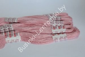 Мулине нежно-розовое (Риолис)