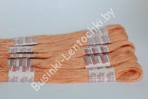 Мулине светло-оранжевое (Риолис)