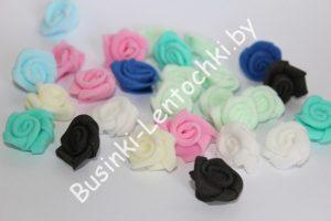 Бутончики (1,5см) роз из фоамирана