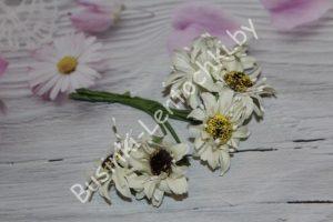 """Цветы (4см) декоративные """"гайлардия"""""""
