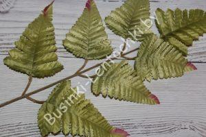 Веточка папоротника (53см) оливковая