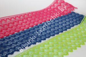 Кружево (6,5см) вязаное