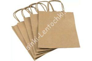 Крафт-пакеты коричневые