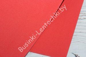 Фоамиран красный (2мм)