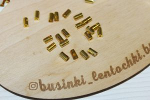"""Концевик (6,5×3,5мм) """"золото"""""""