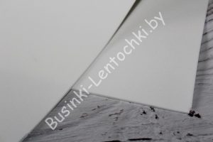 Фоамиран белый (2мм)