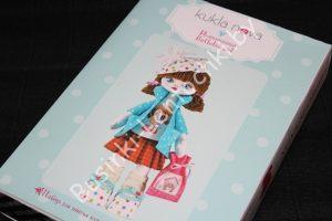 """Текстильная кукла """"именинница"""""""