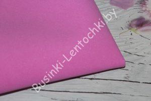 Фоамиран ярко-розовый