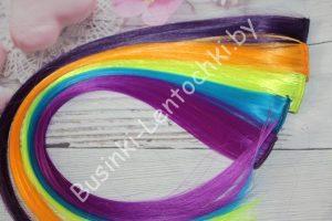 Искусственные пряди (локоны) (50см)
