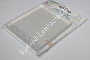 Акриловый блок (80×90мм) для штампов