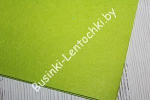 Фетр (2мм) светло-салатовый (20×30см)