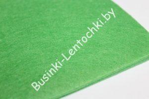 Фетр (3мм) светло-зелёный (20×30см)