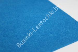 Фетр (2мм) синий (20×30см)