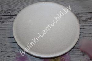 """Заготовка (20см) из пенопласта """"тарелка под роспись"""""""